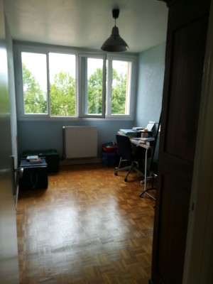 LOCATION VALENCE CHATEAUVERT APPARTEMENT T3 AVEC CHAUFFAGE INDIVIDUEL